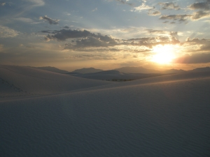 White Sands, NM - 2009