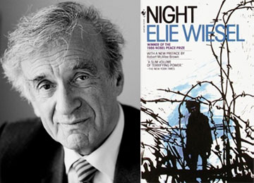 night elie wiesel essay father son relationship The relationship that eliezer held with his father during their pains and and buna is one of many father-son bonds mentioned in night elie mentions, on three.